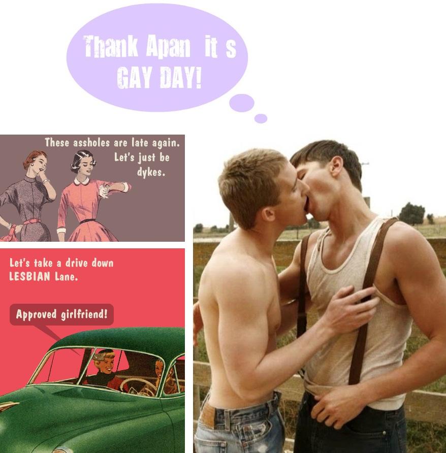Gay avatar kön